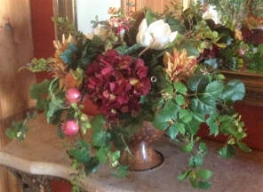 Florals w/ Greenery